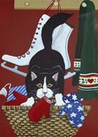 Mitten Kitten Fine Art Print