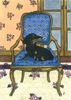 French Chair Fine Art Print