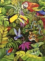 Tropical Scenery Fine Art Print