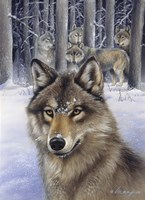 Wolfpack Fine Art Print