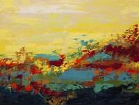 Desert Oasis Fine Art Print