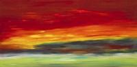 Island Sky Fine Art Print