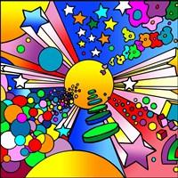 Cosmic Expanding Fine Art Print