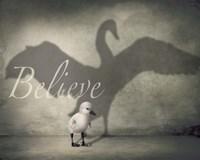 Believe 4 Fine Art Print