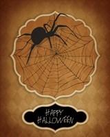 Halloween Spider Fine Art Print