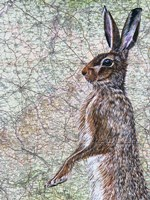 March Hare Fine Art Print