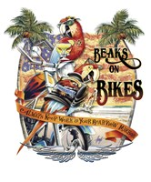 Beakson Bikes Fine Art Print