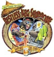 Bear Keg Syndrome Fine Art Print