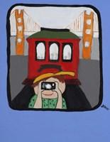 Smile San Francisco Fine Art Print