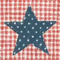 Americana Quilt II Fine Art Print