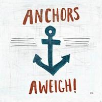 Ahoy VI Fine Art Print