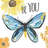 Beautiful Butterfly III Framed Print