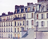 Bon Nuit Paris Fine Art Print