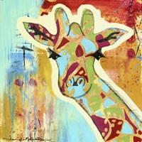 Calypso The Giraffe Fine Art Print