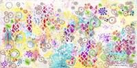 Colorful Chaos - Jennifer Fine Art Print