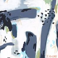 Mystic Fog Abstract Fine Art Print