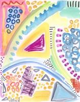 The Process - Watercolor Fine Art Print