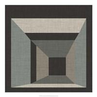 Geometric Perspective III Fine Art Print