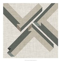 Geometric Perspective IV Fine Art Print