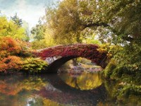 Gapstow Bridge Fine Art Print