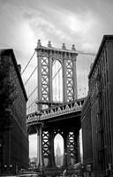 Manhattan Bridge Fine Art Print