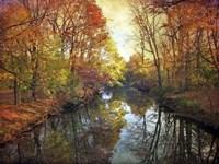 Ode To Autumn Fine Art Print