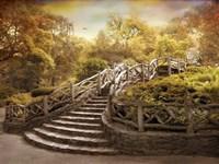 Shakespeare's Garden Fine Art Print
