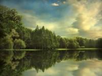 Summer Reflections Fine Art Print