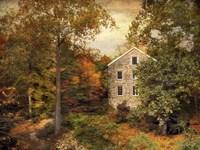 The Stone Mill Fine Art Print