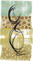Rhythmic Motion II Fine Art Print