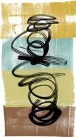 Dancing Swirl I Fine Art Print