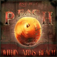 Love Is A Peach Fine Art Print