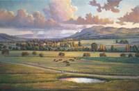 Autmn Pastoral Fine Art Print