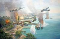 Beaufighter Blitz Fine Art Print
