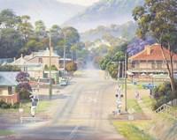 Main St. Paterson Fine Art Print
