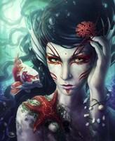 Deep Sea Fine Art Print