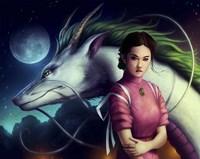 Dragon Night Fine Art Print