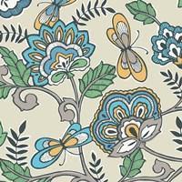 Namaste Floral II Fine Art Print