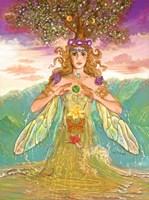 Healing Spirit Fine Art Print