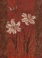 Lily Design Fine Art Print