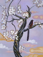 Asian Bird 2 Fine Art Print