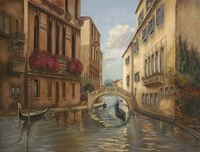 Gondola Ii Fine Art Print