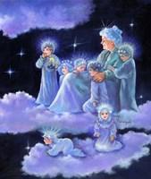 Grandmother Night Fine Art Print