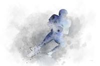 American Footballer 1 Fine Art Print
