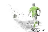 Soccer Player 5 Fine Art Print