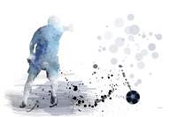 Soccer Player 6 Fine Art Print