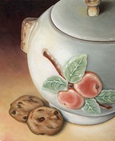 Apple Cookies Fine Art Print