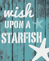 Wish Upon A Starfish Fine Art Print