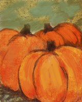 Pumpkins 1 Fine Art Print