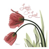 LOL Tulips L83 Fine Art Print